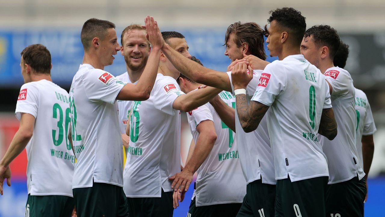 Pro Werder Bremen: Auswärtsstärke - Bildquelle: Getty Images