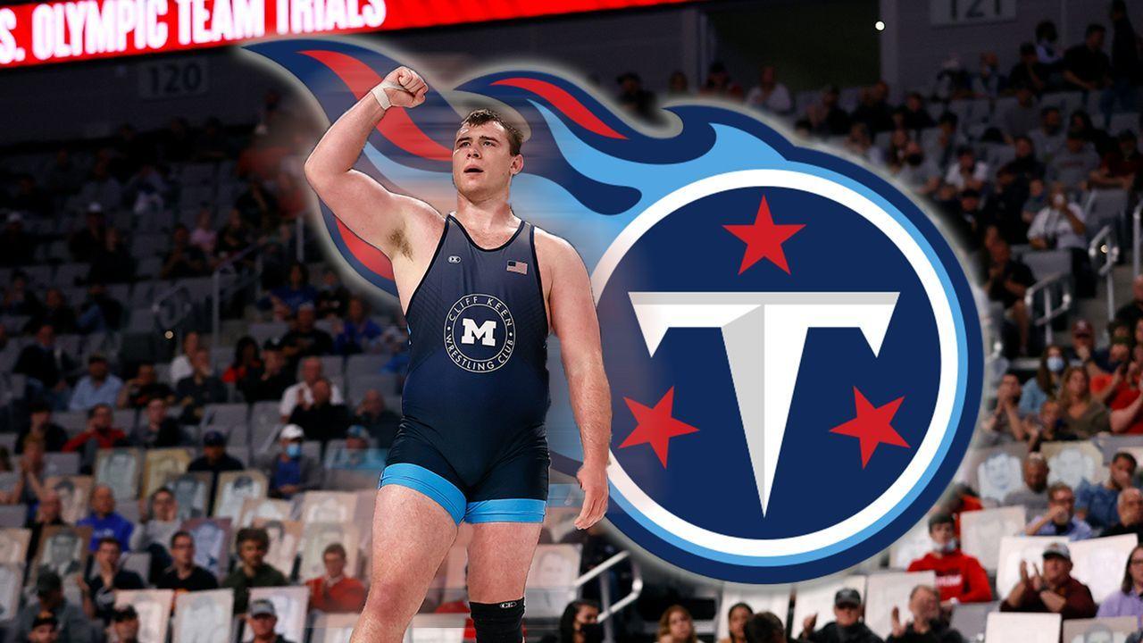 Tennessee Titans verpflichten Ringer - Bildquelle: Getty Images
