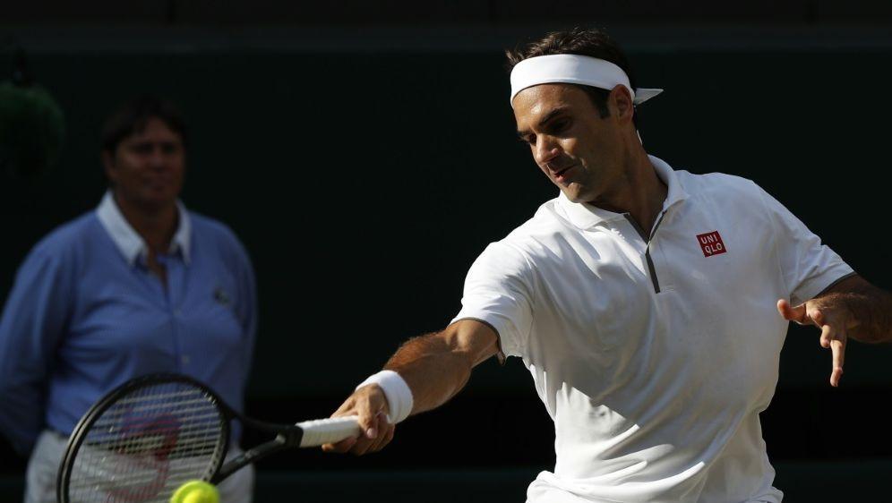 """40. Auflage des """"Klassikers"""" zwischen Federer und Nadal - Bildquelle: AFPSID-ADRIAN DENNIS"""