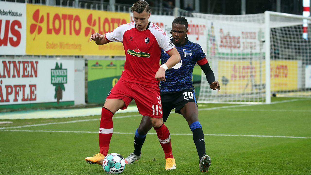 Ermedin Demirovic (SC Freiburg) - Bildquelle: Imago Images