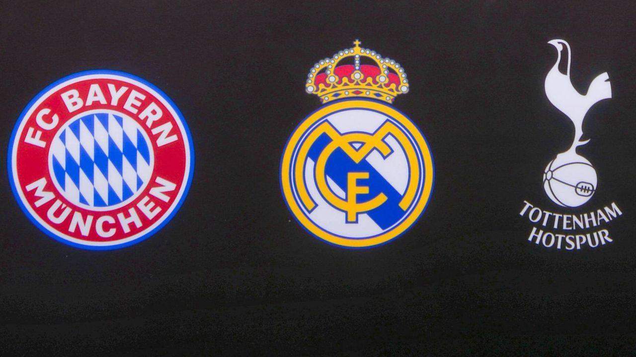 Die wertvollsten Marken im Profifußball - Bildquelle: imago images / Michael Weber