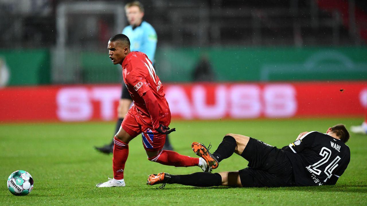 Douglas Costa (FC Bayern München) - Bildquelle: Getty