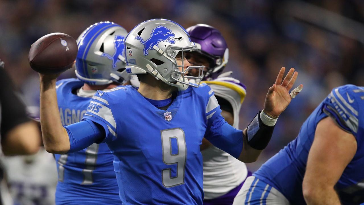 Detroit Lions: 9 Picks - Bildquelle: 2018 Getty Images