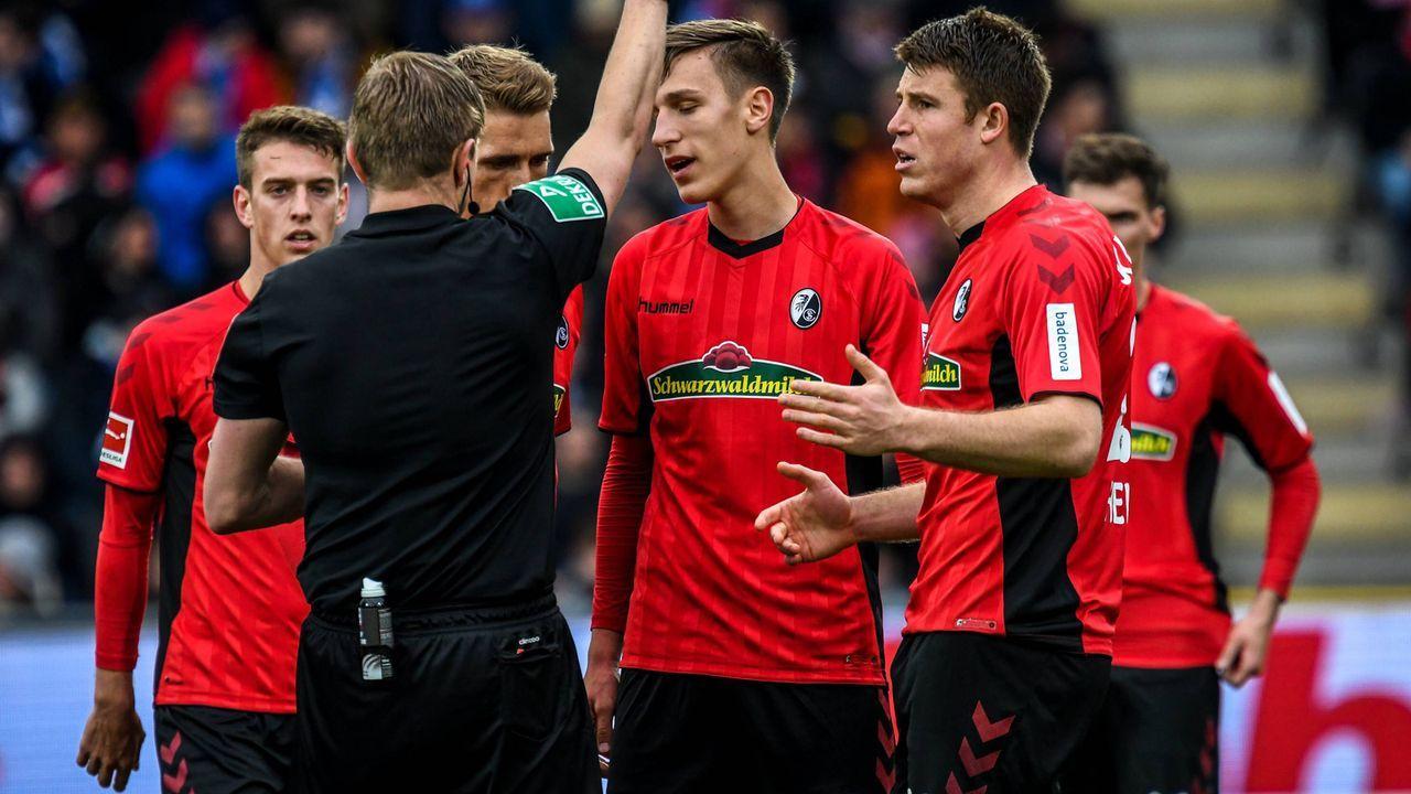 Platz 4 - SC Freiburg (46 Punkte) - Bildquelle: imago images / Beautiful Sports