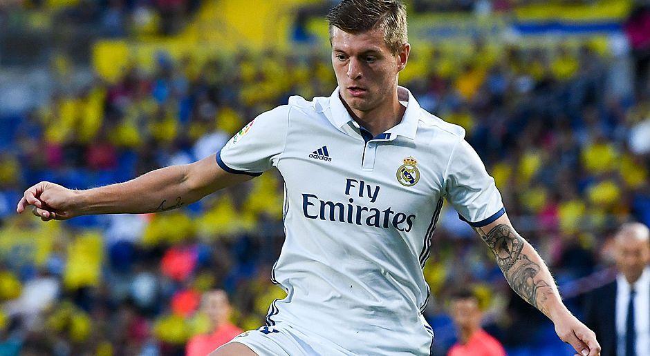 Toni Kroos (Deutschland, Real Madrid) - Bildquelle: 2016 Getty Images