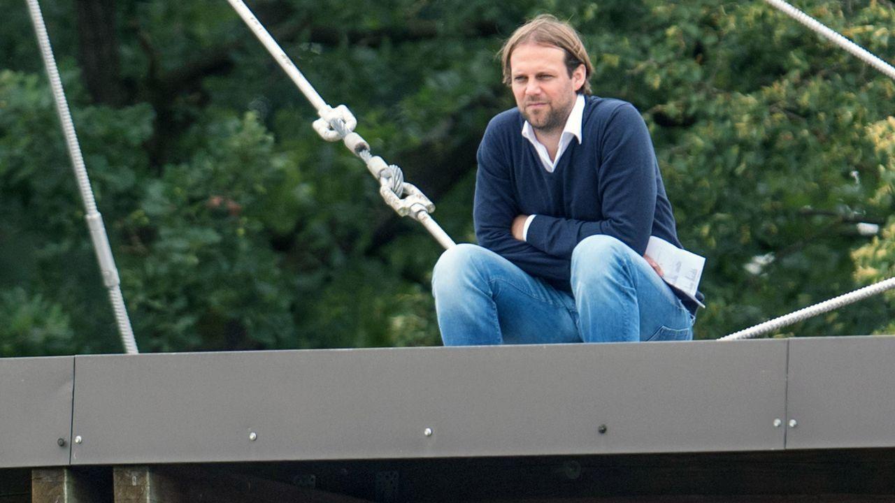 Bayer Leverkusen: Chefscout Tim Steidten - Bildquelle: imago/Nordphoto