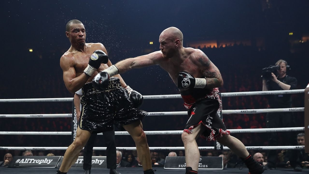 George Groves vs. Chris Eubank Jr. - Bildquelle: Getty Images