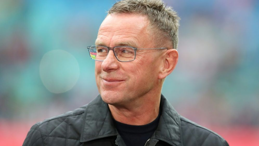 Ralf Rangnick ist seit 2012 bei RB Leipzig tätig - Bildquelle: FIROFIROSID