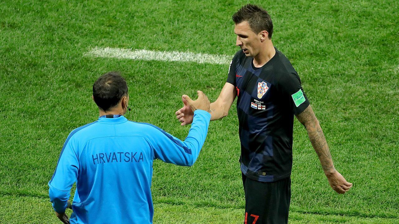 Kroatisches Duo immer in der Startelf - Bildquelle: 2018 Getty Images