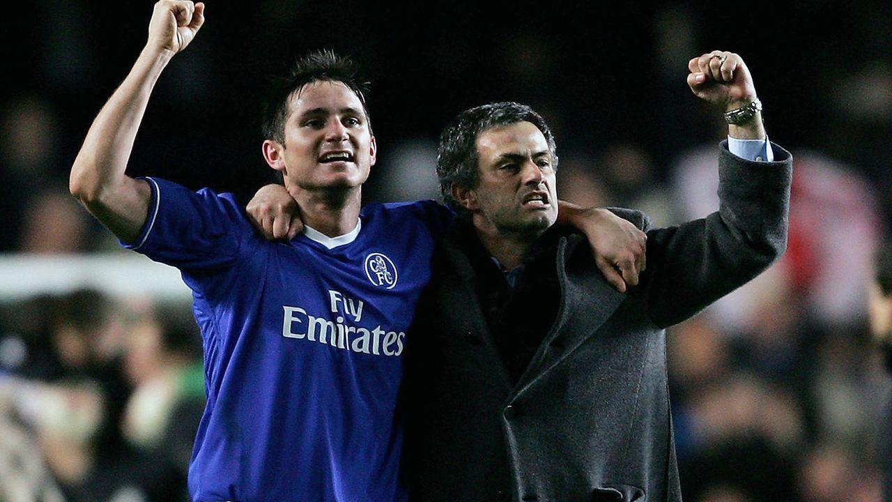Mittelfeld - Frank Lampard - Bildquelle: 2005 Getty Images