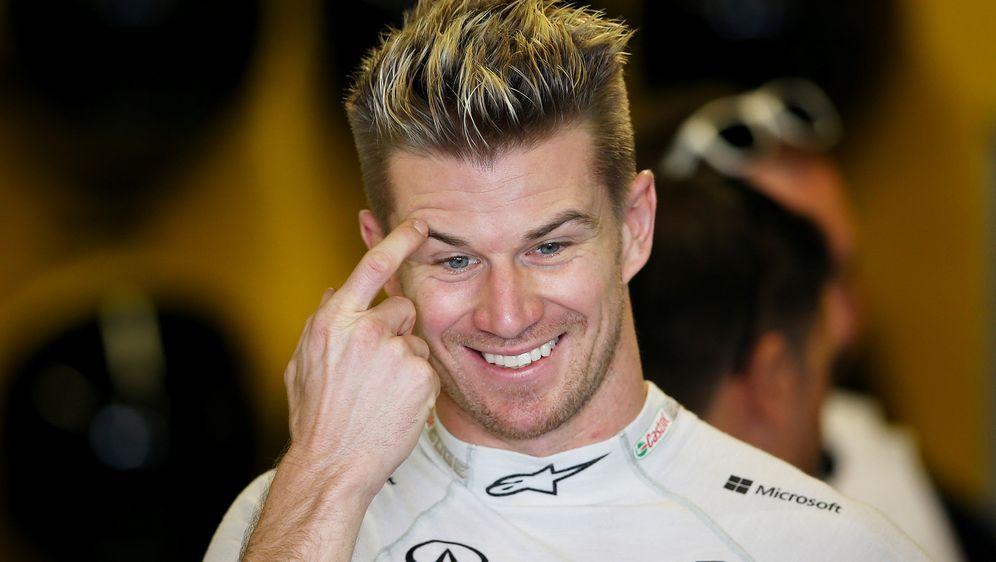 Nico Hülkenberg soll Sergio Perez ersetzen - Bildquelle: Getty Images