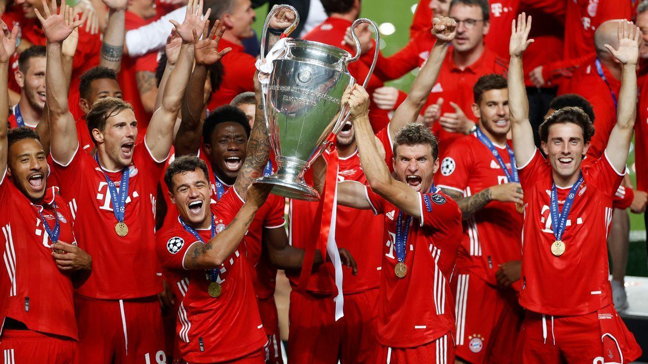 Lazio Rom - FC Bayern München - Bildquelle: getty