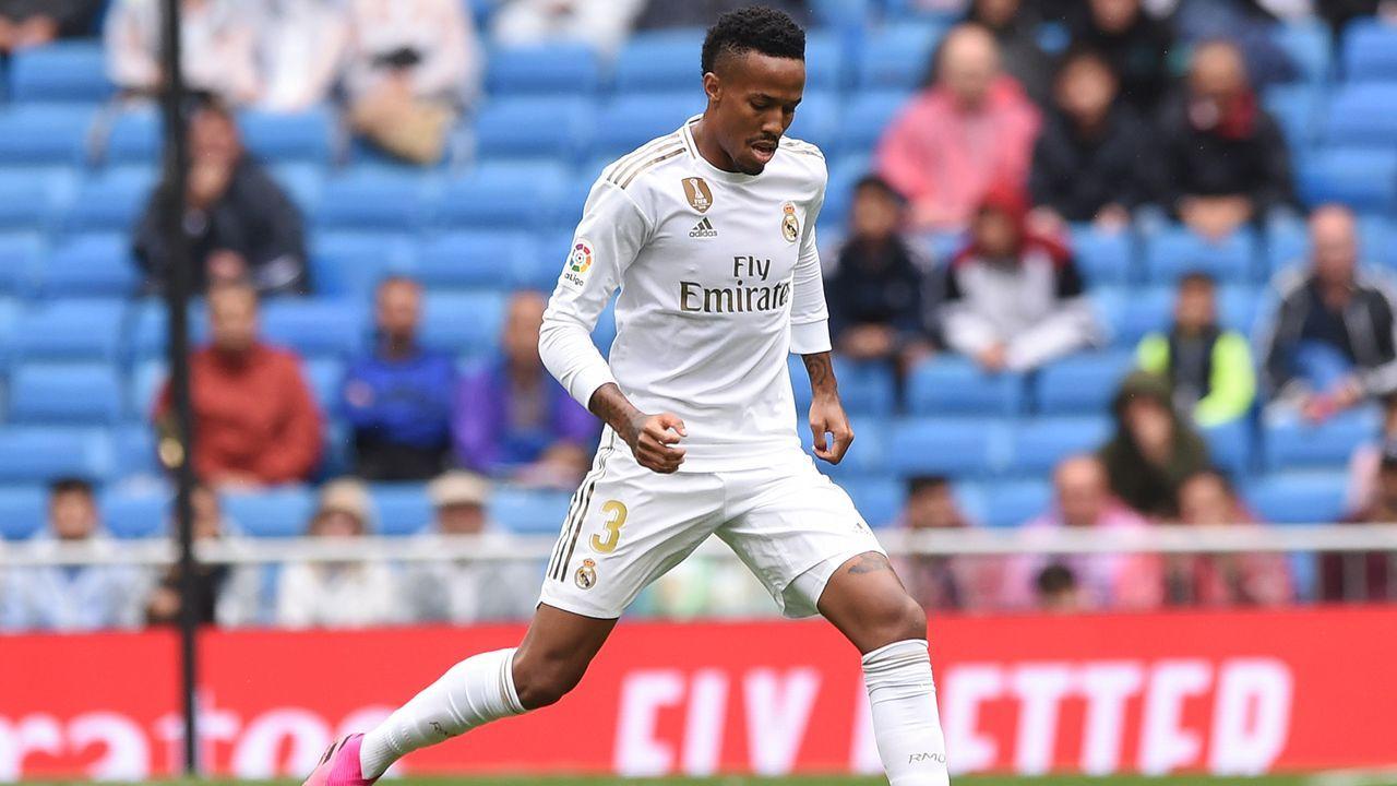 Eder Militao (Real Madrid) - Bildquelle: 2019 Getty Images