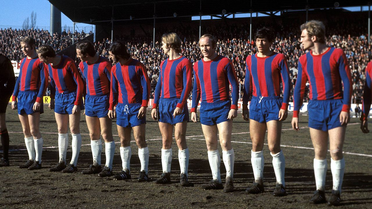 Auswärtstrikot der Saison 1970/71 - Bildquelle: Imago