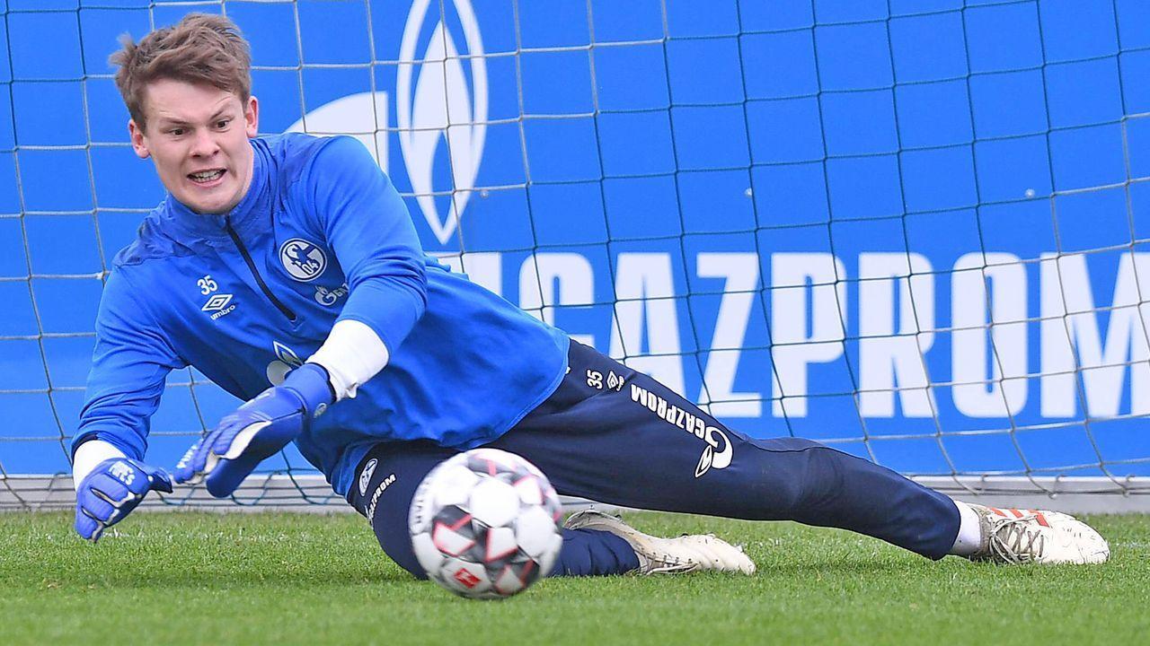Alexander Nübel (FC Schalke 04) - Bildquelle: imago