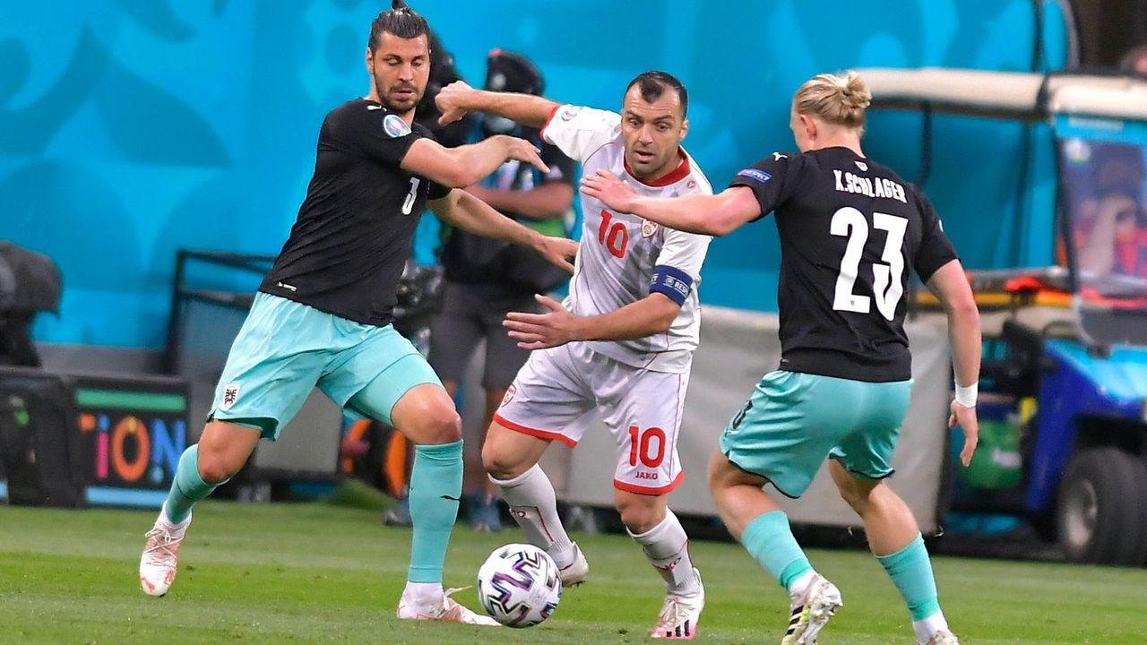 Eisenharter Verteidiger Aleksandar Dragovic - Bildquelle: imago images/sport pictures-Razvan Pasarica