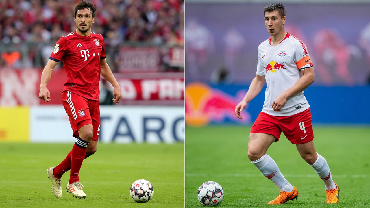 Mats Hummels vs. Willi Orban