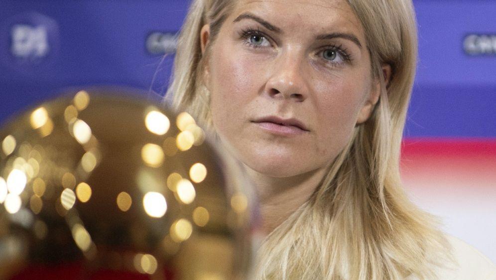 Fußballerin Hegerberg kritisiert fehlende Anerkennung - Bildquelle: AFPSIDROMAIN LAFABREGUE