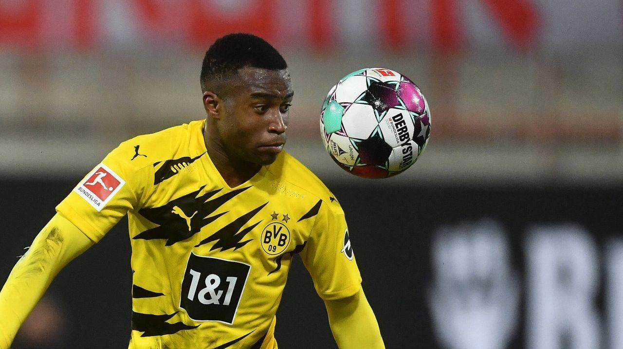 Youssoufa Moukoko (Borussia Dortmund) - Bildquelle: imago
