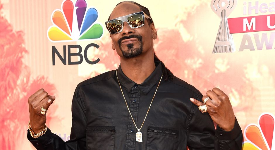 Snoop Dogg - Bildquelle: 2015 Getty Images