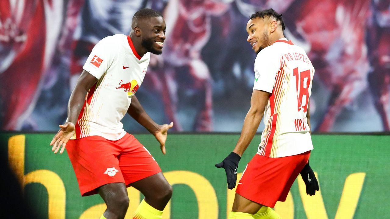 Platz 2: RB Leipzig - Bildquelle: imago images/Picture Point LE