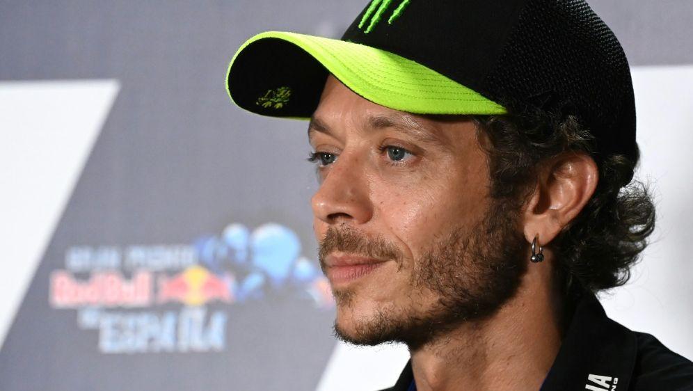 Rossi ist auch beim Grand Prix von Teruel nicht dabei - Bildquelle: AFPSIDJAVIER SORIANO