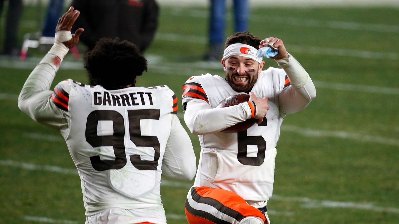 AFC North: Cleveland Browns - Bildquelle: getty