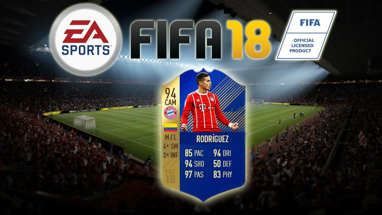 James Rodriguez - Bildquelle: EA Sports