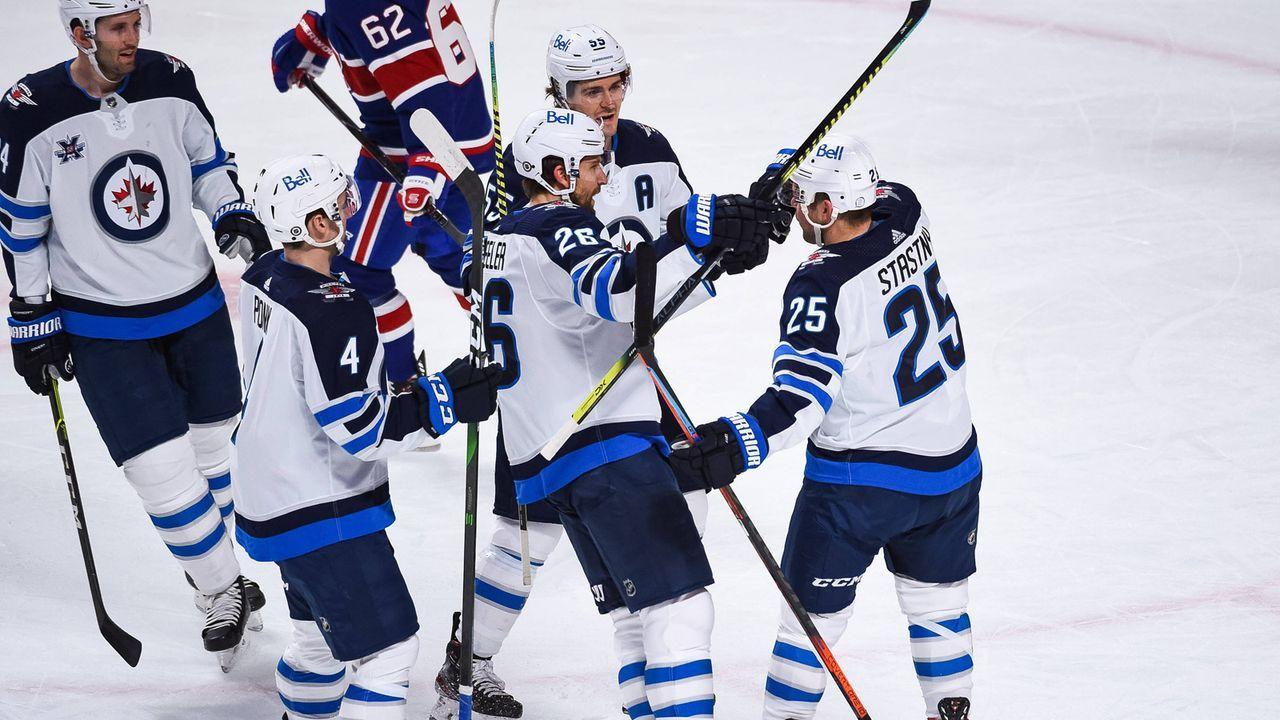Der Gegner: Die Winnipeg Jets - Bildquelle: imago images/ZUMA Wire