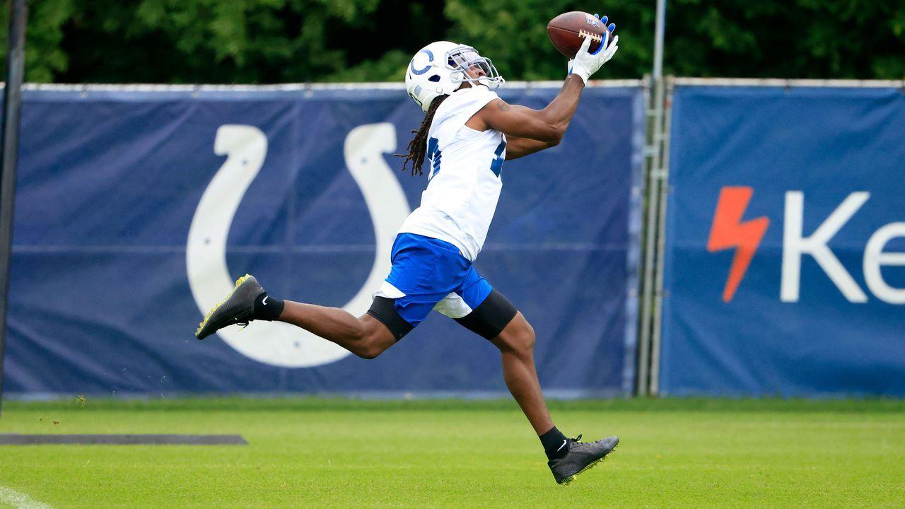 T. Y. Hilton (Indianapolis Colts) - Bildquelle: Getty Images
