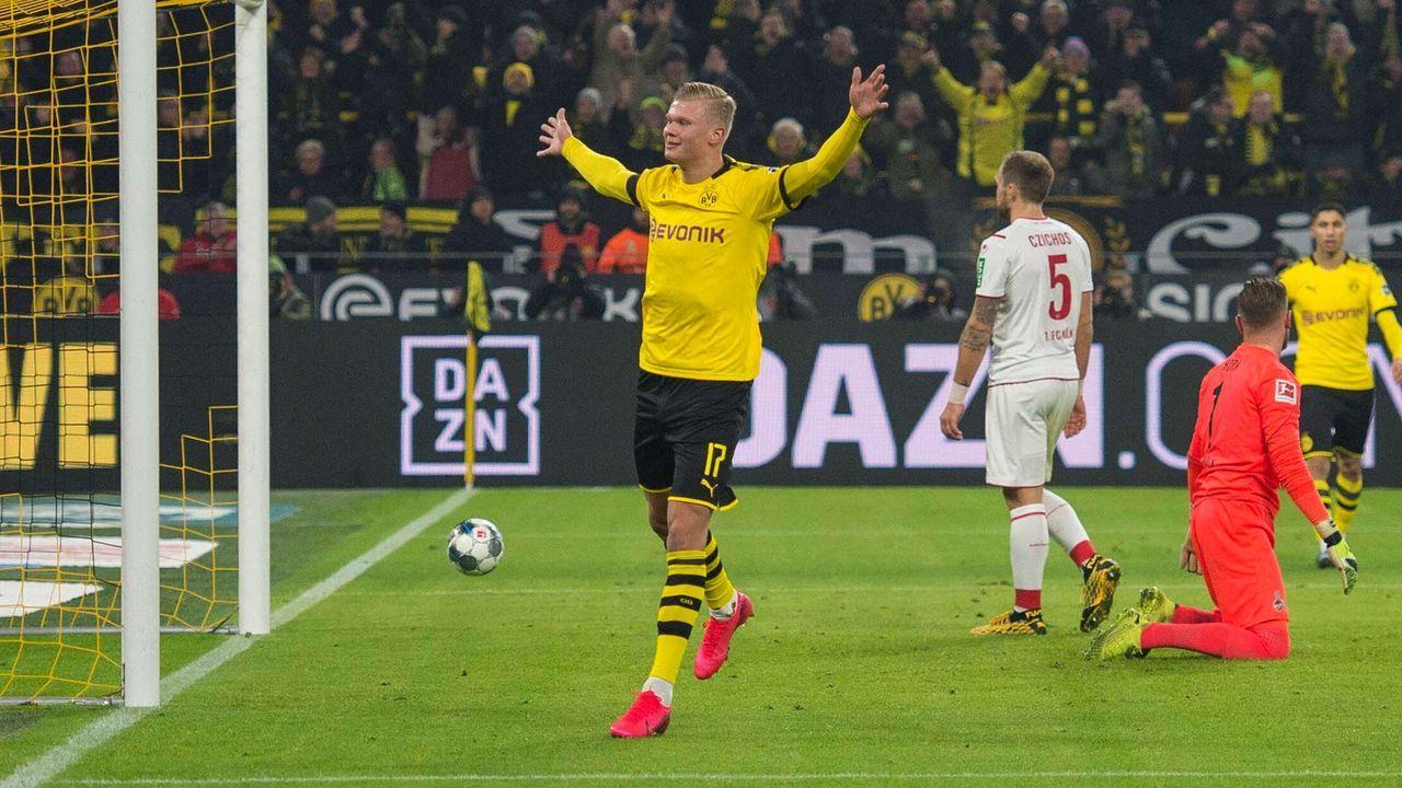 Borussia Dortmund lässt dem 1. FC Köln keine Chance: BVB in der Einzelkritik - Bildquelle: Imago