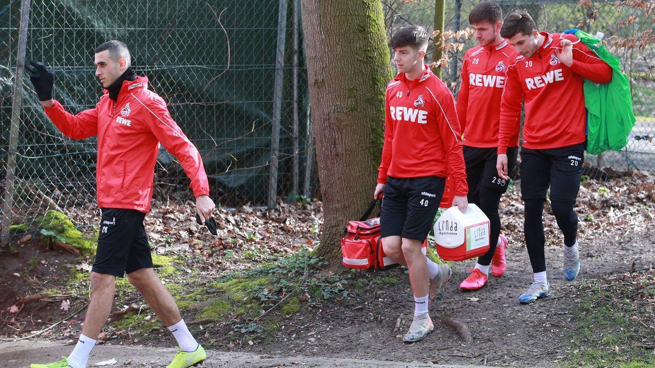 1. FC Köln - Bildquelle: imago images/Herbert Bucco