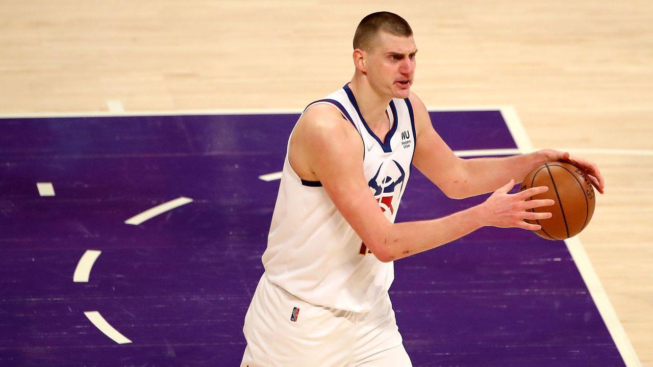Western Conference - 4. Rang: Denver Nuggets - Bildquelle: Getty Images
