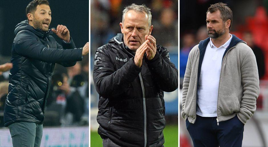 So viele Trainer verschlissen die Bundesligaklubs seit 2007