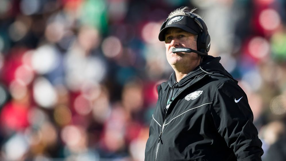 Wurde zum Ende der Saison 2020 von den Philadelphia Eagles entlassen: der eh... - Bildquelle: Getty Images
