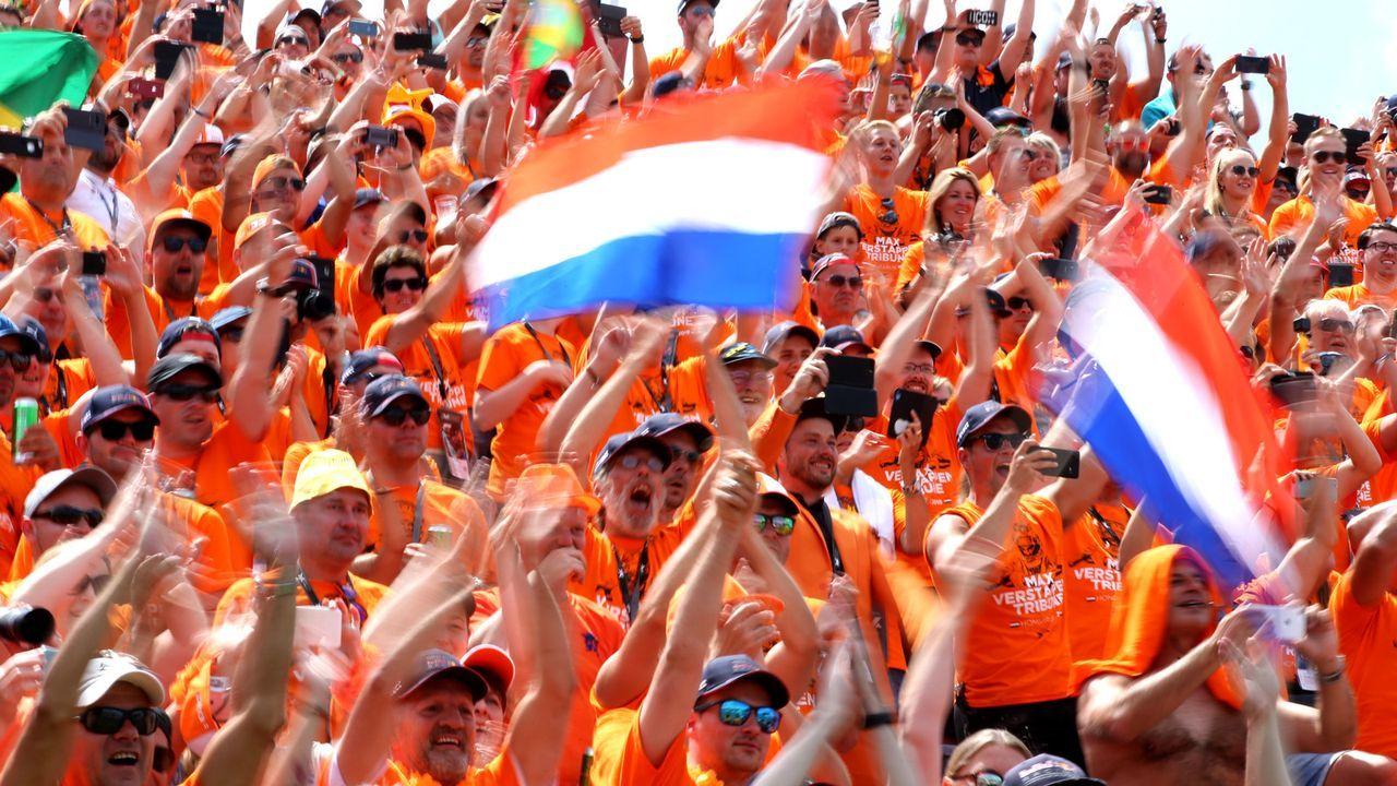 F1 ab 2020 in Zandvoort - Bildquelle: 2019 Getty Images