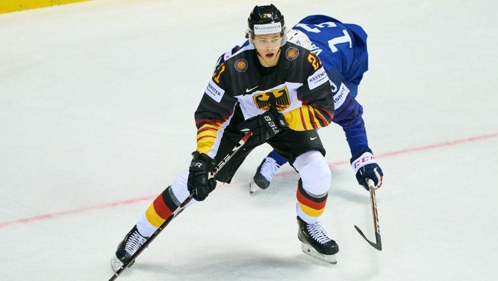 Nationalspieler Moritz Seider wieder im Training - Bildquelle: PIXATHLONPIXATHLONSID