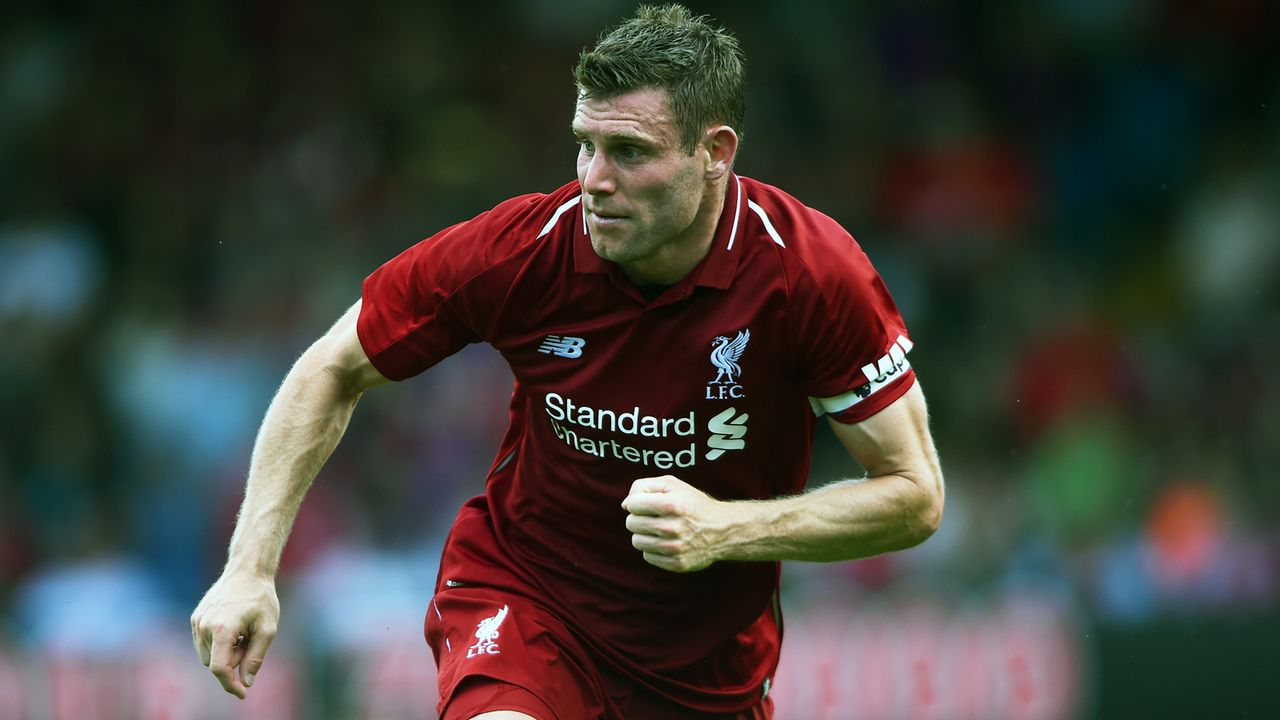 James Milner - Bildquelle: 2018 Getty Images