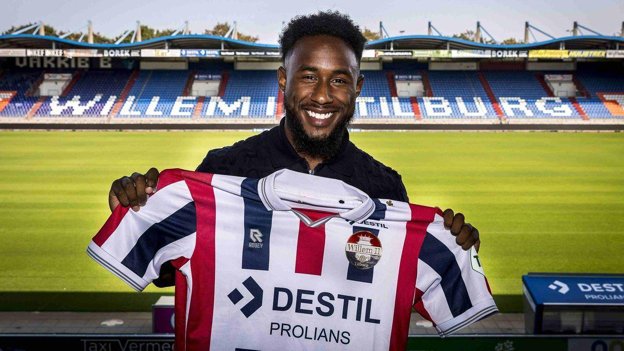 John Yeboah (Willem II Tilburg) - Bildquelle: imago