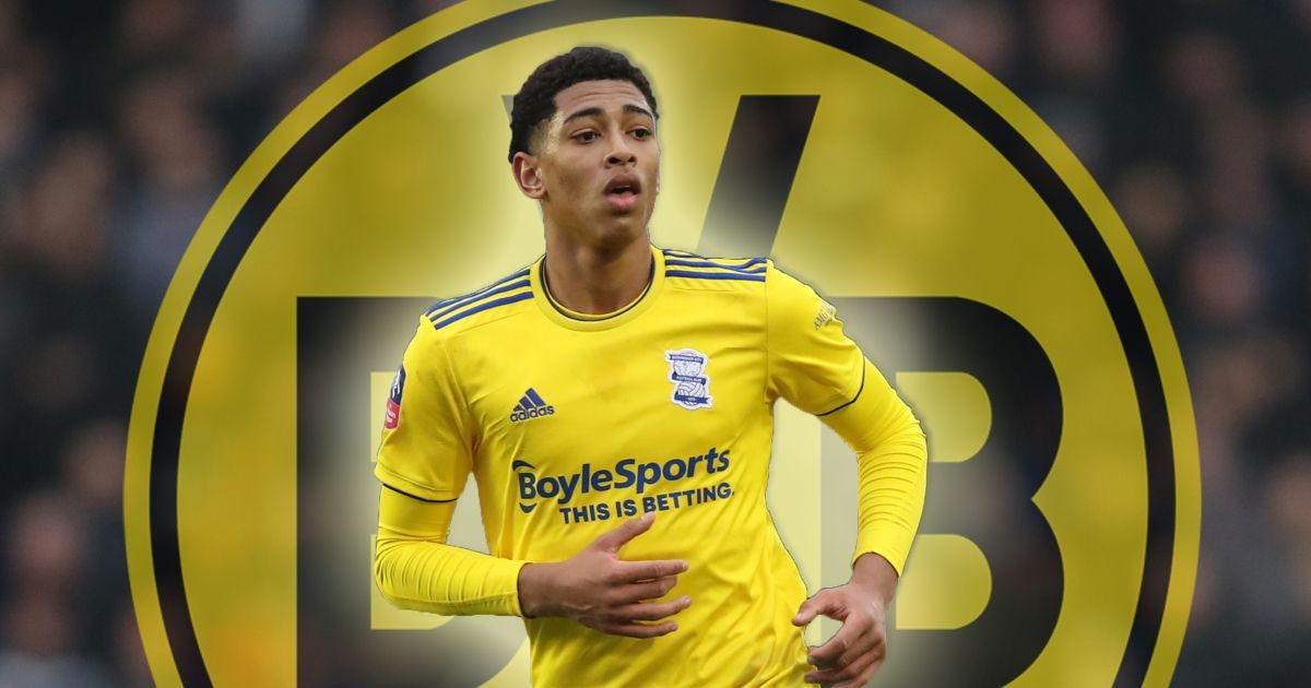 Jude Bellingham (Borussia Dortmund) - Bildquelle: Getty Images