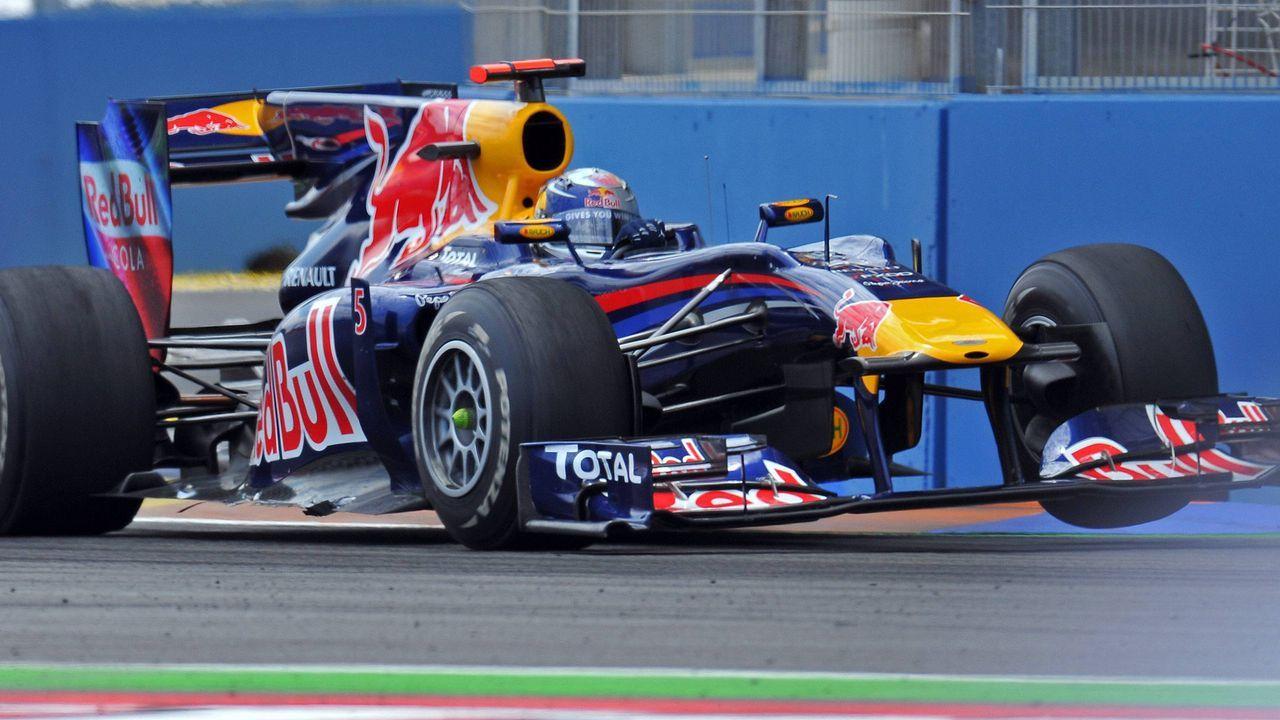 Red Bull RB5 (2009) - Bildquelle: imago sportfotodienst