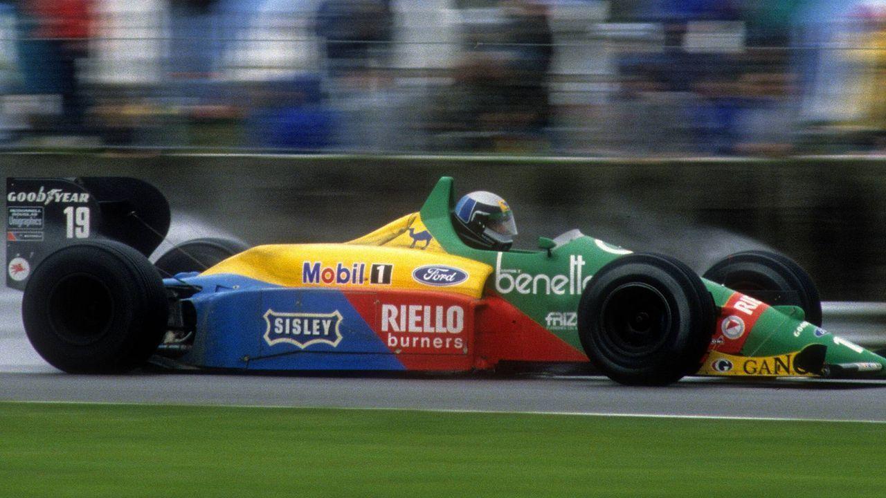 Bond, Superman, Penthouse: Die verrücktesten Formel-1-Lackierungen - Bildquelle: imago sportfotodienst