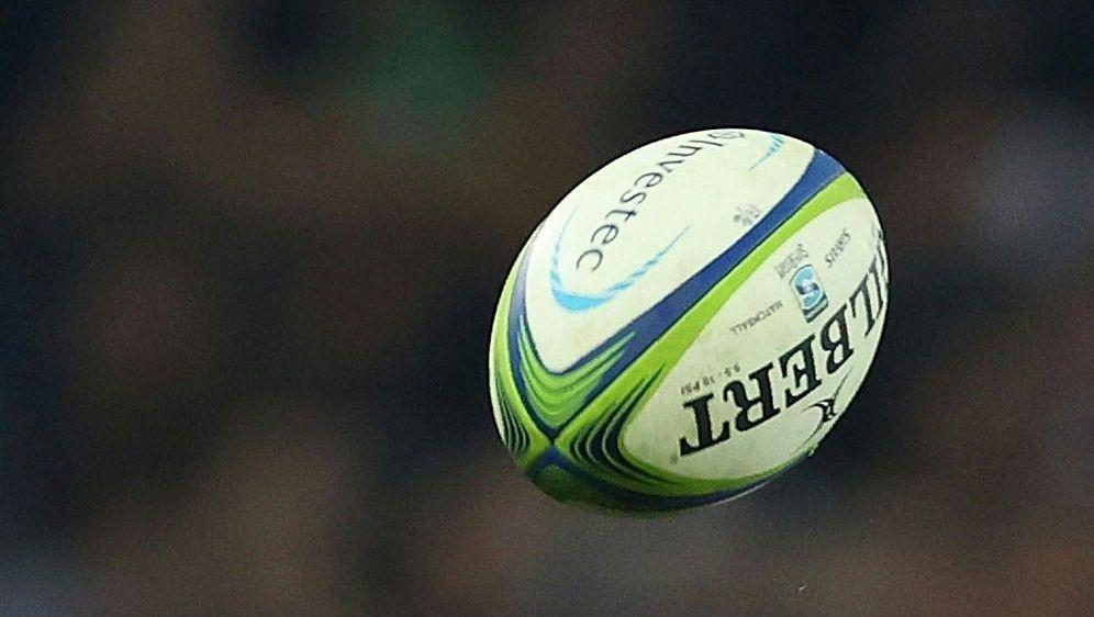 Die Rugby-Partie zwischen Italien und Fidschi fällt aus - Bildquelle: AFPSIDMARTY MELVILLE