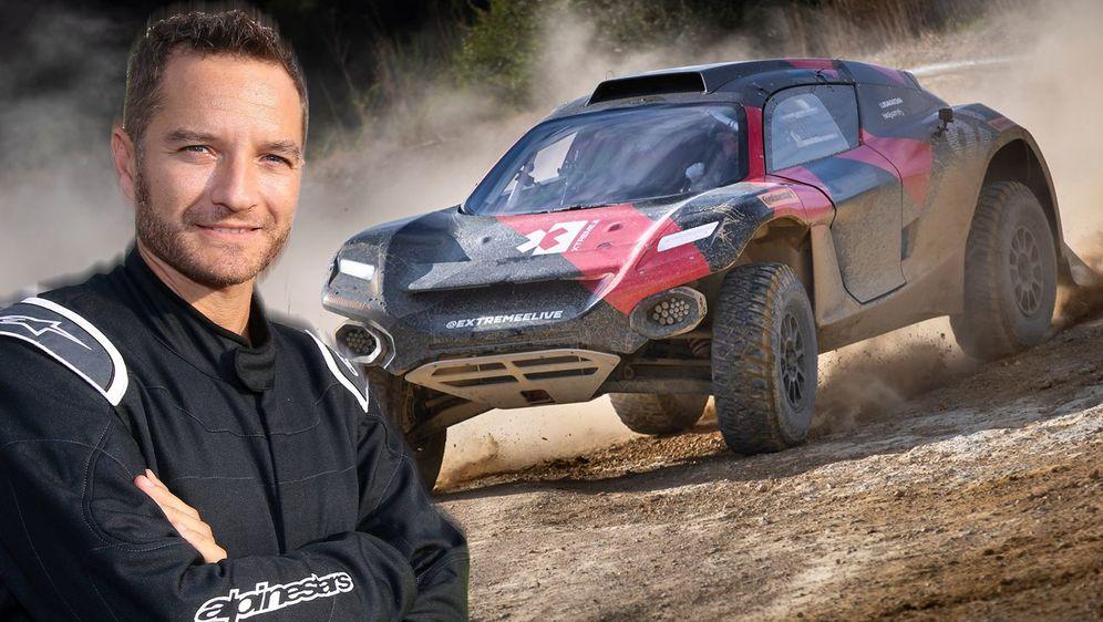 Im ran-Interview erklärt Timo Scheider seine neuen Aufgaben in der Extreme E... - Bildquelle: Extreme E / imago