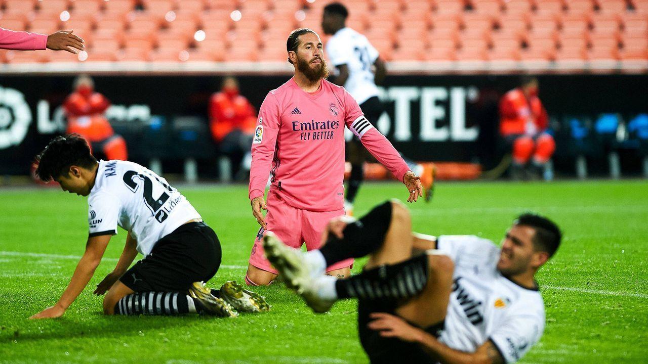 Klatsche gegen Valencia, Diskussionen um Zidane - Bildquelle: Imago Images