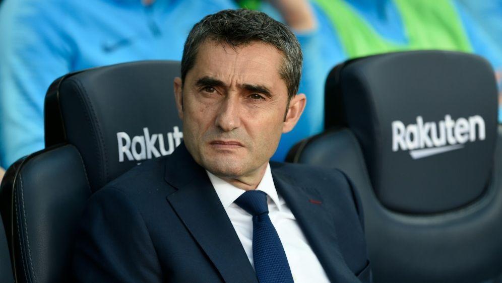 Valverde stand nach dem CL-Aus mächtig in der Kritik - Bildquelle: AFPSIDJOSEP LAGO