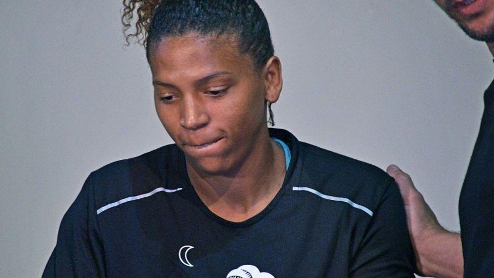 Dopingsünderin Rafaela Silva beteuert ihre Unschuld - Bildquelle: AFPSIDCARL DE SOUZA