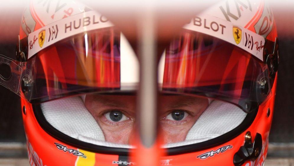 Vettel holt die erste Pole Position der Saison - Bildquelle: AFPSIDYANN COATSALIOU
