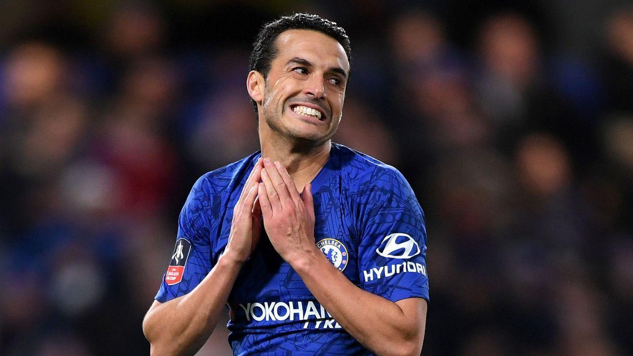 Pedro (FC Chelsea) - Bildquelle: Getty Images
