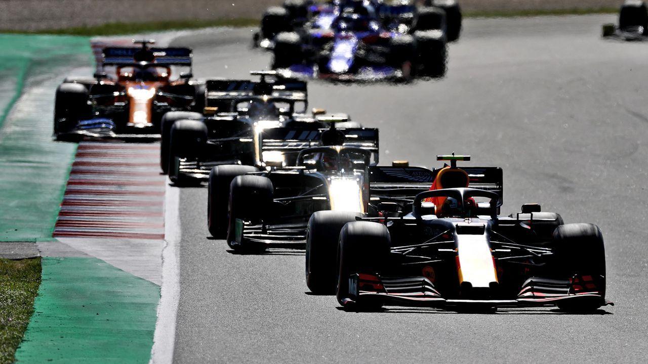 Zukunft des Spanien GP wackelt  - Bildquelle: 2019 Getty Images